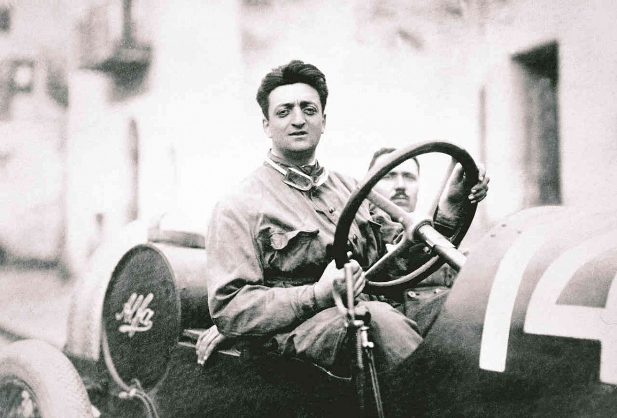 Enzo Ferrari image taken from http://www.sportfair.it/wp-content/uploads/2016/02/enzo-ferrari.jpg