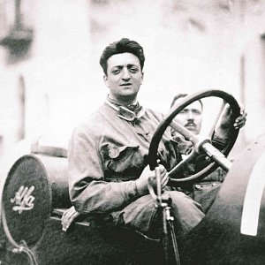 The Man - Enzo Ferrari